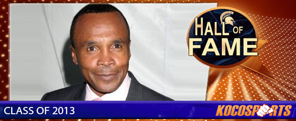Sugar Ray Leonard inducted into the Kocosports.com Combat Sports Hall of Fame