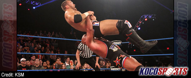 TNA Impact Wrestling results – 12/05/13 – (World Title Tournament Semifinals; AJ Styles has a delivery for Dixie Carter!)