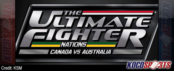 "Video: The Ultimate Fighter Nations – ""Canada vs. Australia"" – 04/02/14 – (Full Show)"