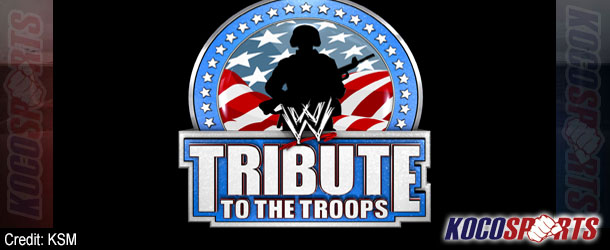 Video: WWE Tribute to the Troops – 12/28/13 – (Full Show)