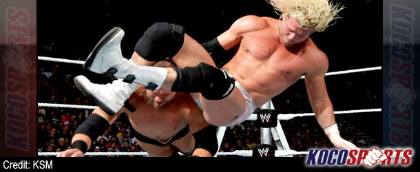 WWE officials cautious to push Dolph Ziggler; feel he is injury prone and has a history of taking time off
