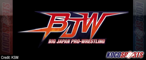 BJW results – 01/05/14 – (Yokohama Red Brick Warehouse, Building #1)