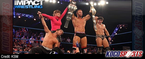 TNA Impact Wrestling results – 01/09/14 – (Magnus reigns supreme!)