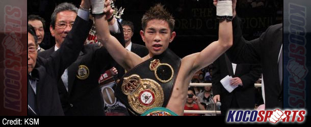 Kazuto Ioka wins unanimous decision in 3rd Title Defence
