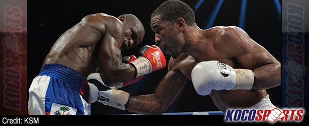 Lamont Peterson retains title with decision over Dierry Jean