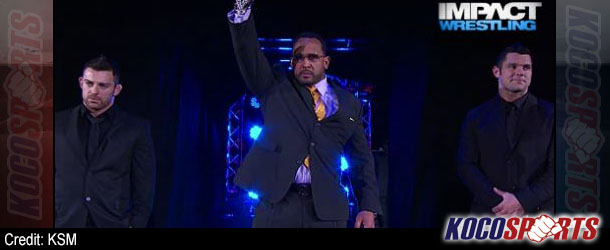 Audio: Koco's Corner #147 – (TNA Impact Wrestling REVIEW 01/30/14)