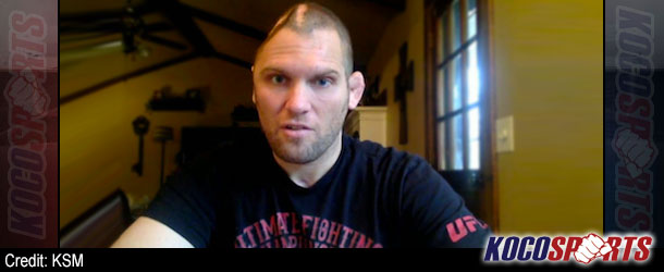 Video: UFC's Matt Grice continues to improve after having his skull successfully reattached; not ruling out a return to MMA
