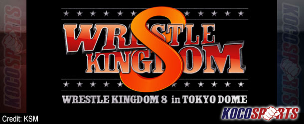 Video: NJPW Wrestle Kingdom 8 – 01/04/14 – (Full Show)