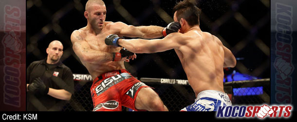 "UFC Fight Night 34 ""Singapore"" results – 01/04/13 – (Tarec Saffiedine edges a decision victory over Hyun Gyu Lim)"