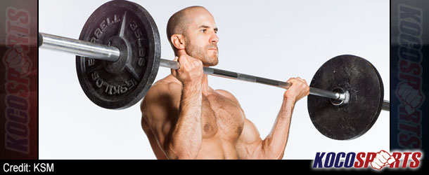 WWE's Antonio Cesaro shares his five tips to get in shape now!