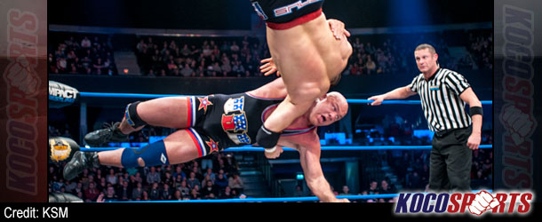 Kurt Angle set to wrestle Bobby Roode at TNA Live Event on January 30th in London, England