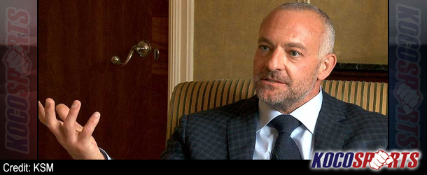 "Lorenzo Fertitta: ""I'm in favor of random drug testing, just not by the UFC"""