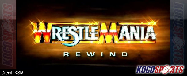 Video: WWE WrestleMania Rewind – 03/11/14 – (Full Show)