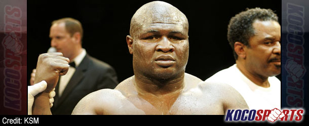 """James Toney: """"I will knockout 'Rampage' Jackson in one round"""""""
