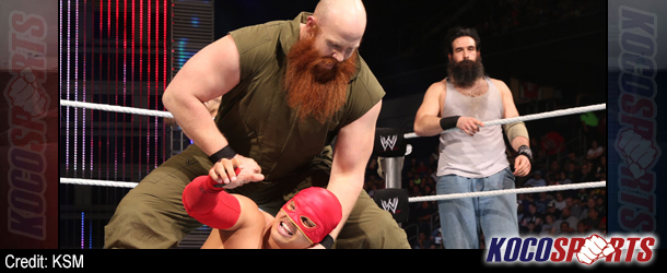 WWE Main Event results – 02/12/14 – (The Wyatts send a message; Langston pulls double duty!)