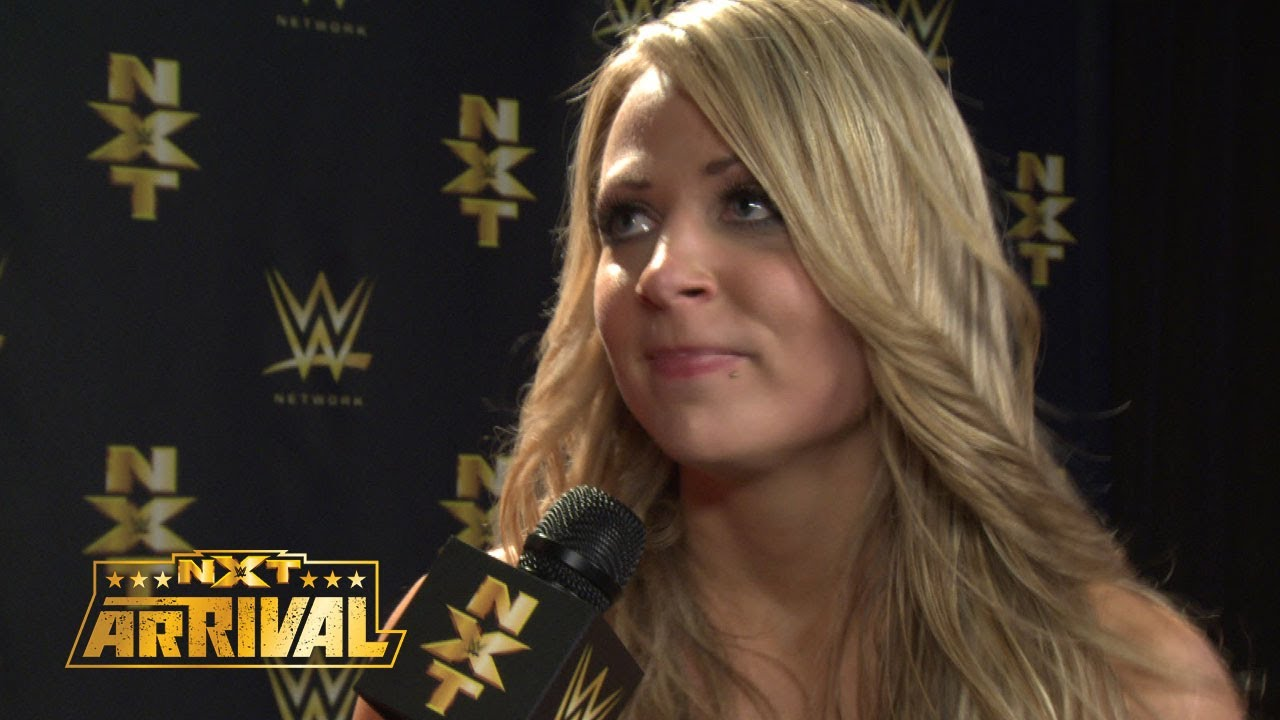 Emma looks towards the future after NXT ArRIVAL