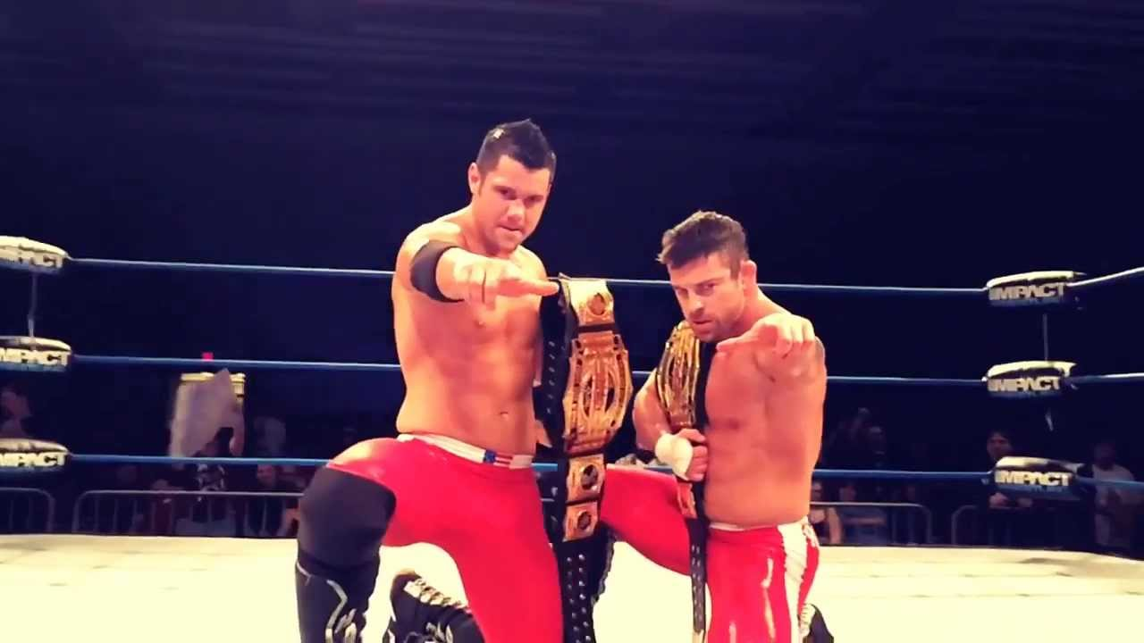 #IMPACT365 Exclusive: The Wolves Defeat The Bro Mans To Win the World Tag Team Championships