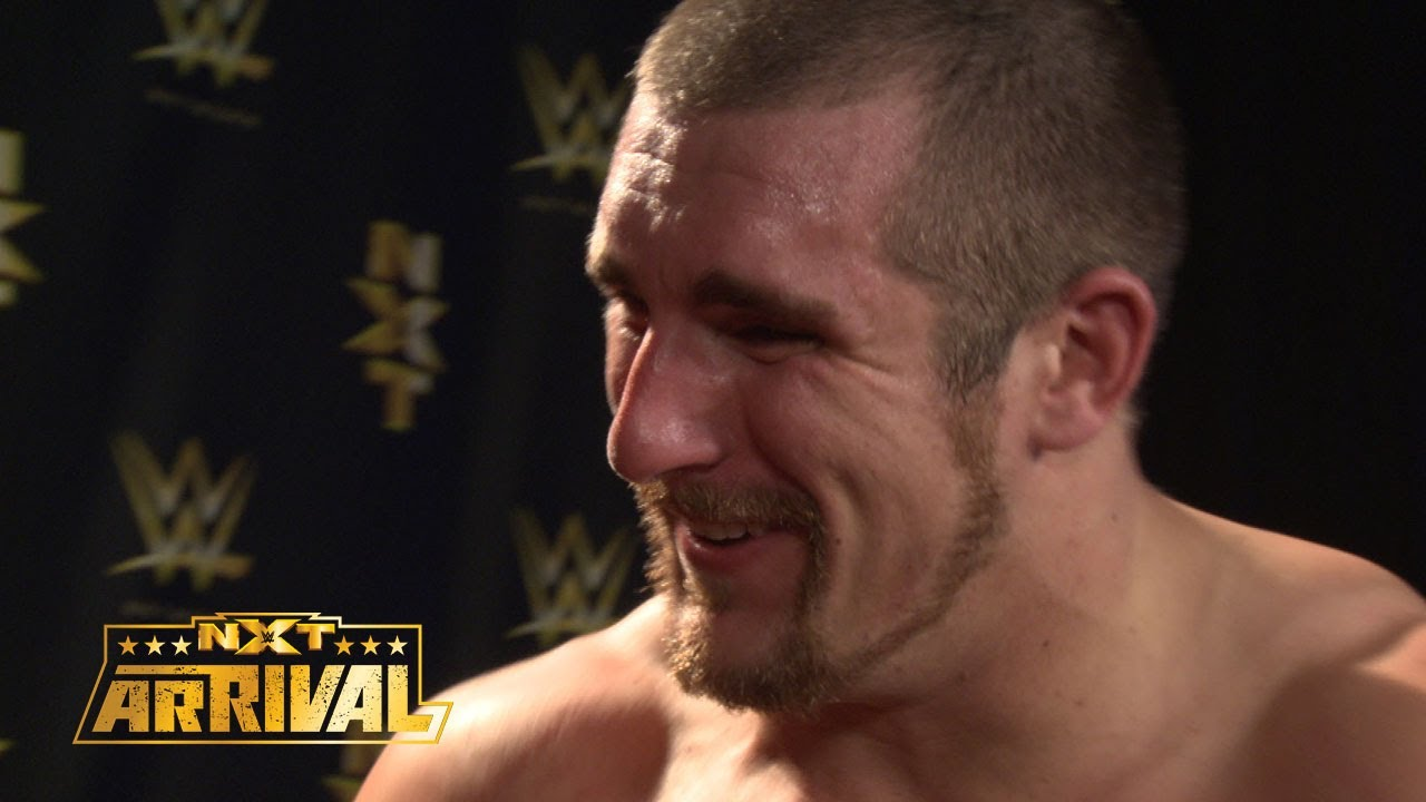 Mojo Rawley speaks on his big win at NXT ArRIVAL