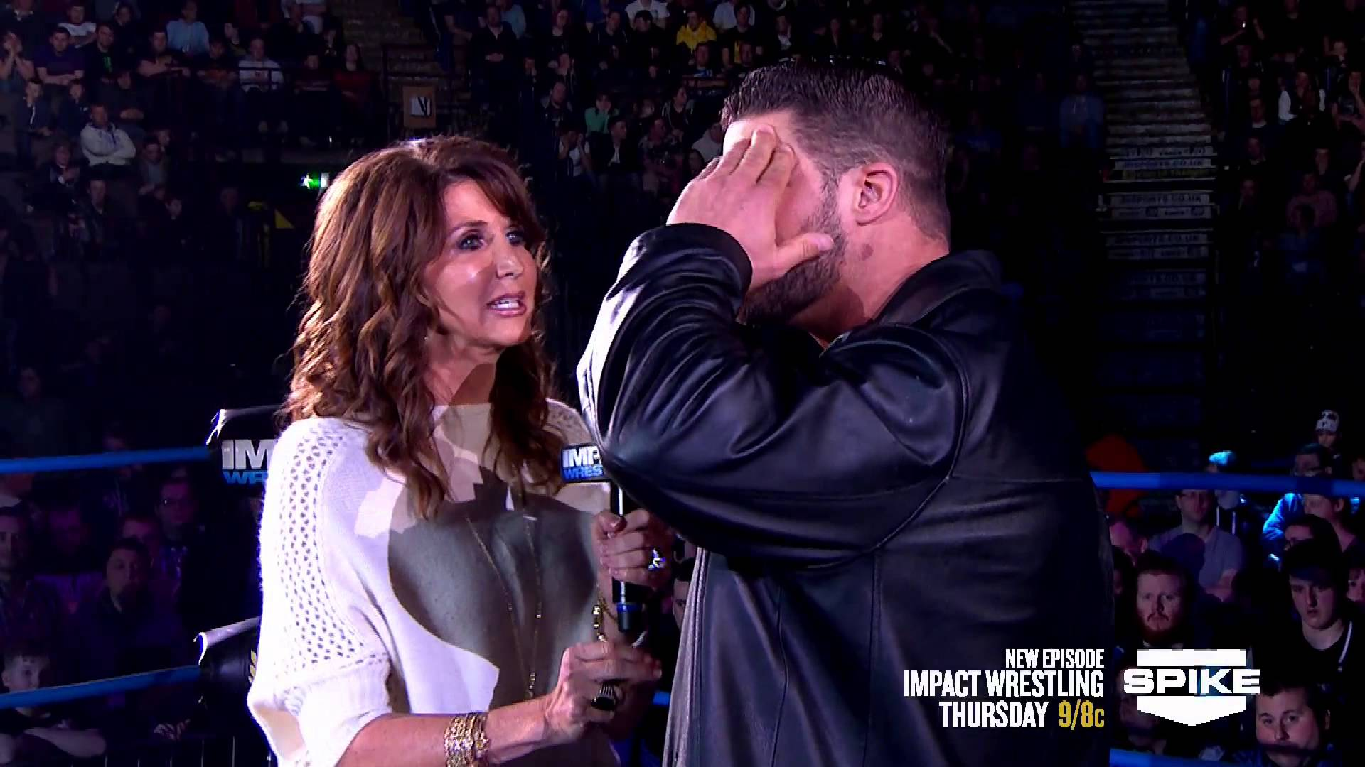The Opening To Thursday's IMPACT WRESTLING on SpikeTV