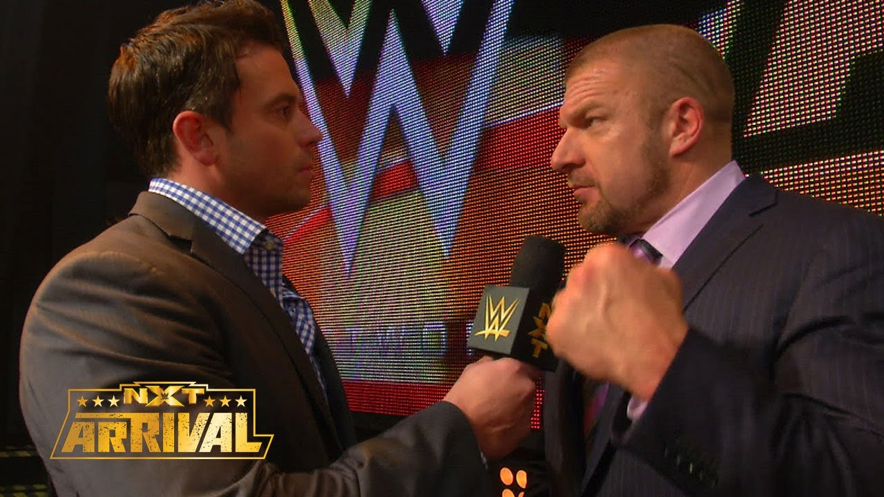 Triple H gives his thought on the historic NXT ArRIVAL Special