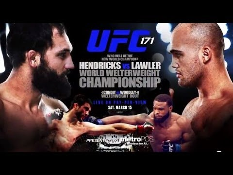 UFC 171 on PPV Preview