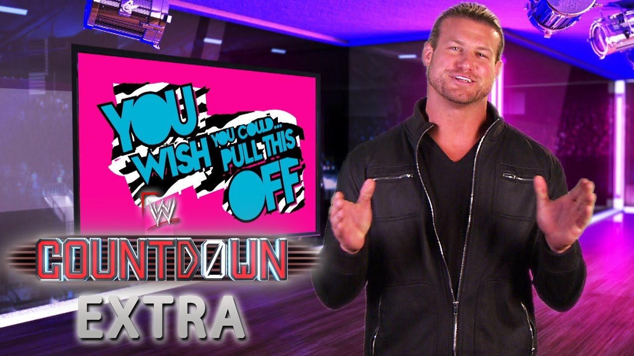 """You Wish You Could Pull This Off"" with Dolph Ziggler – WWE Countdown Extra"