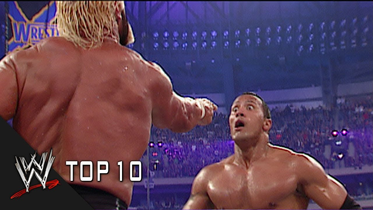 30 Greatest WrestleMania Moments – WWE Top 10 Special Edition