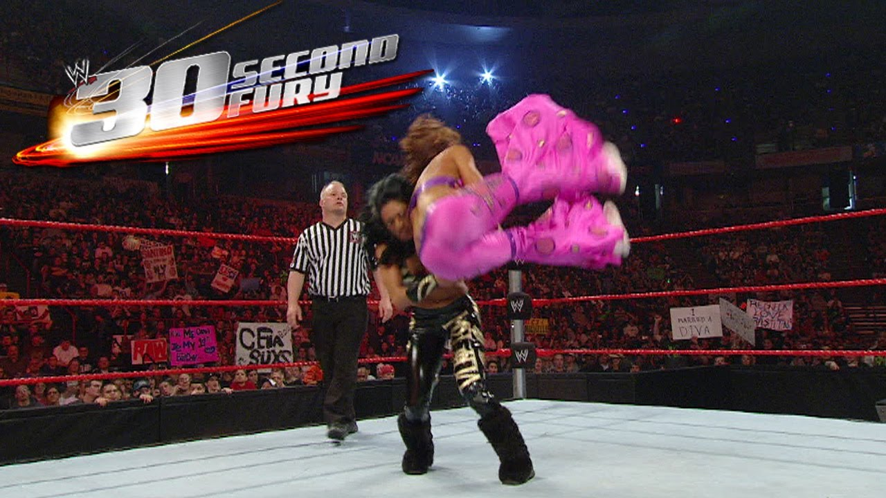 30 Second Fury – Implant DDT
