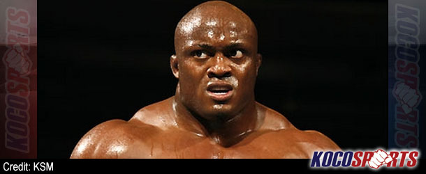 Bobby Lashley defeats Eric Young to win the TNA World Title on Impact Wrestling