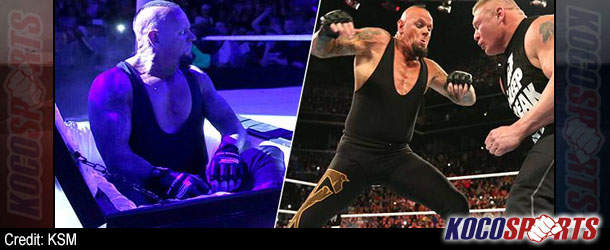 """WWE Monday Night Raw results & footage – 03/24/14 – (Taker taunts Lesnar; Triple H vows a new """"Era""""!)"""