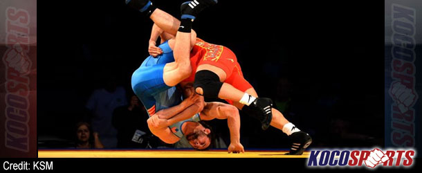 Iran outlasts the United States in 5-3 in Freestyle Wrestling World Cup; Russia bests Ukraine 7-1