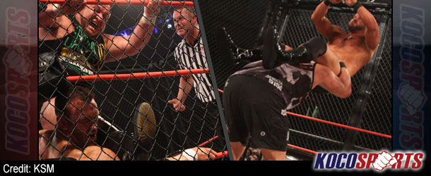 TNA Lockdown results – 03/09/14 – (Magnus beats Joe; Team MVP victorious; Lashley returns!)