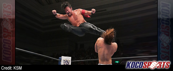 ROH confirms Shinsuke Nakamura will wrestle at May events in Toronto & New York