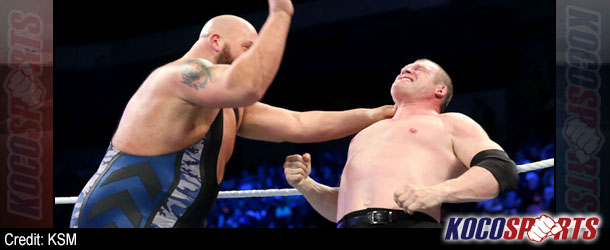 WWE Friday Night Smackdown results – 03/14/14 – (Big Show beats Kane; Shield defies Authority!)
