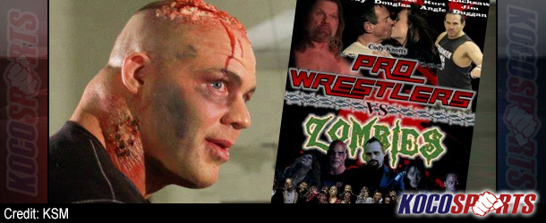 Pro Wrestlers vs. Zombies movie will have it's official premiere on March 26th