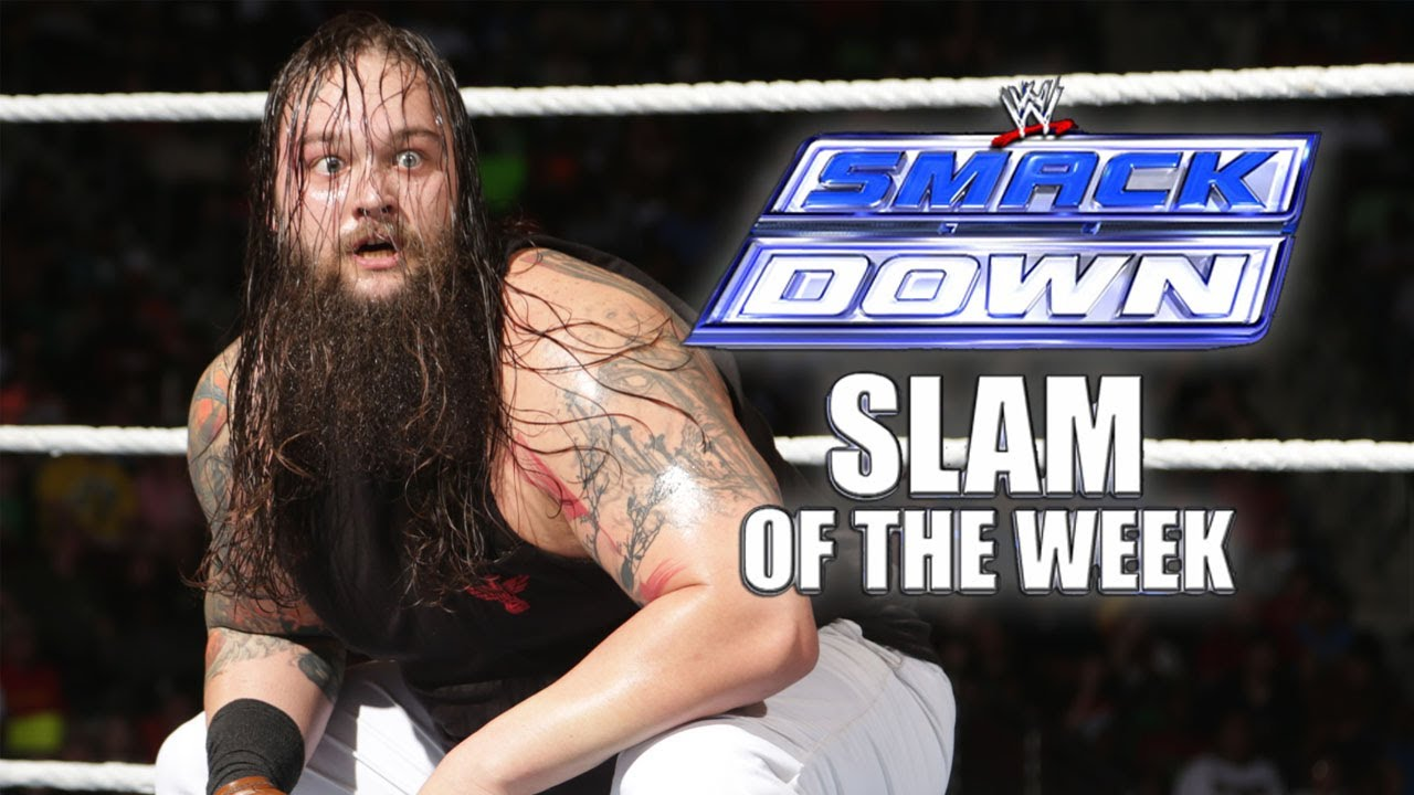 Bray's Road to WrestleMania 30 – WWE SmackDown Slam of the Week 3/14