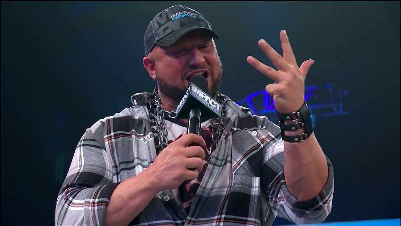 Bully Ray explains his actions at Lockdown (March 13, 2014)