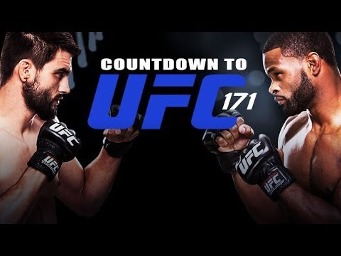 Countdown to UFC 171: Carlos Condit vs. Tyron Woodley