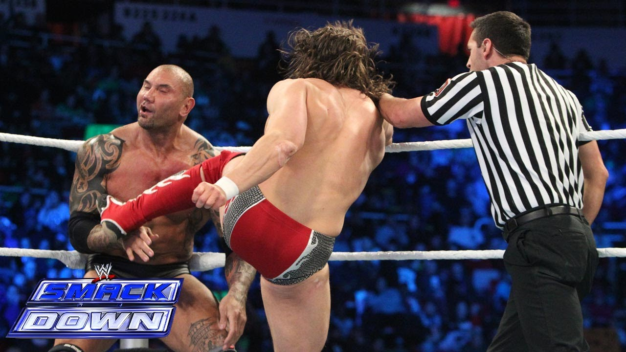 Daniel Bryan & Big Show vs. Batista & Kane: SmackDown, March 7, 2014