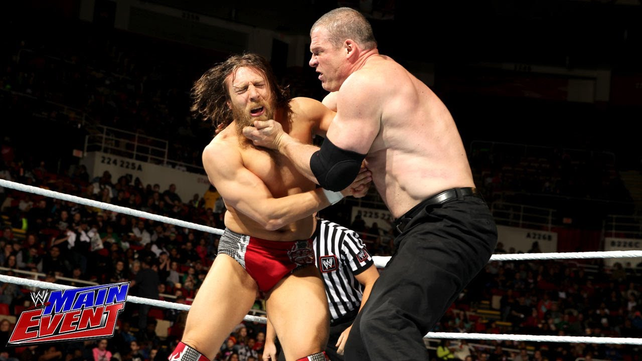 Daniel Bryan vs. Kane: WWE Main Event, March 4, 2014