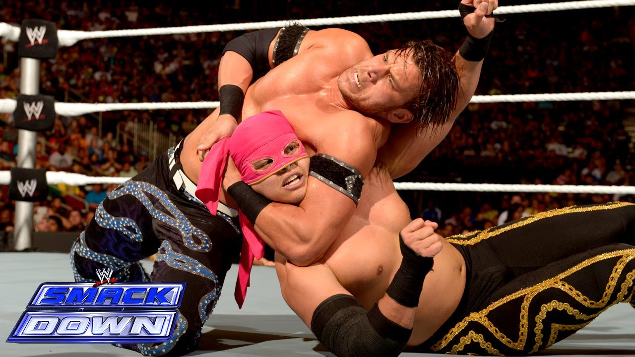 Fernando vs. Fandango: SmackDown, March 21, 2014