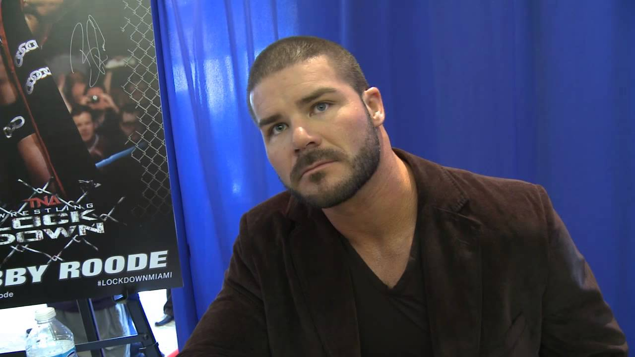 #IMPACT365: Bobby Roode at Fanfest comments on Sunday's Lethal Lockdown
