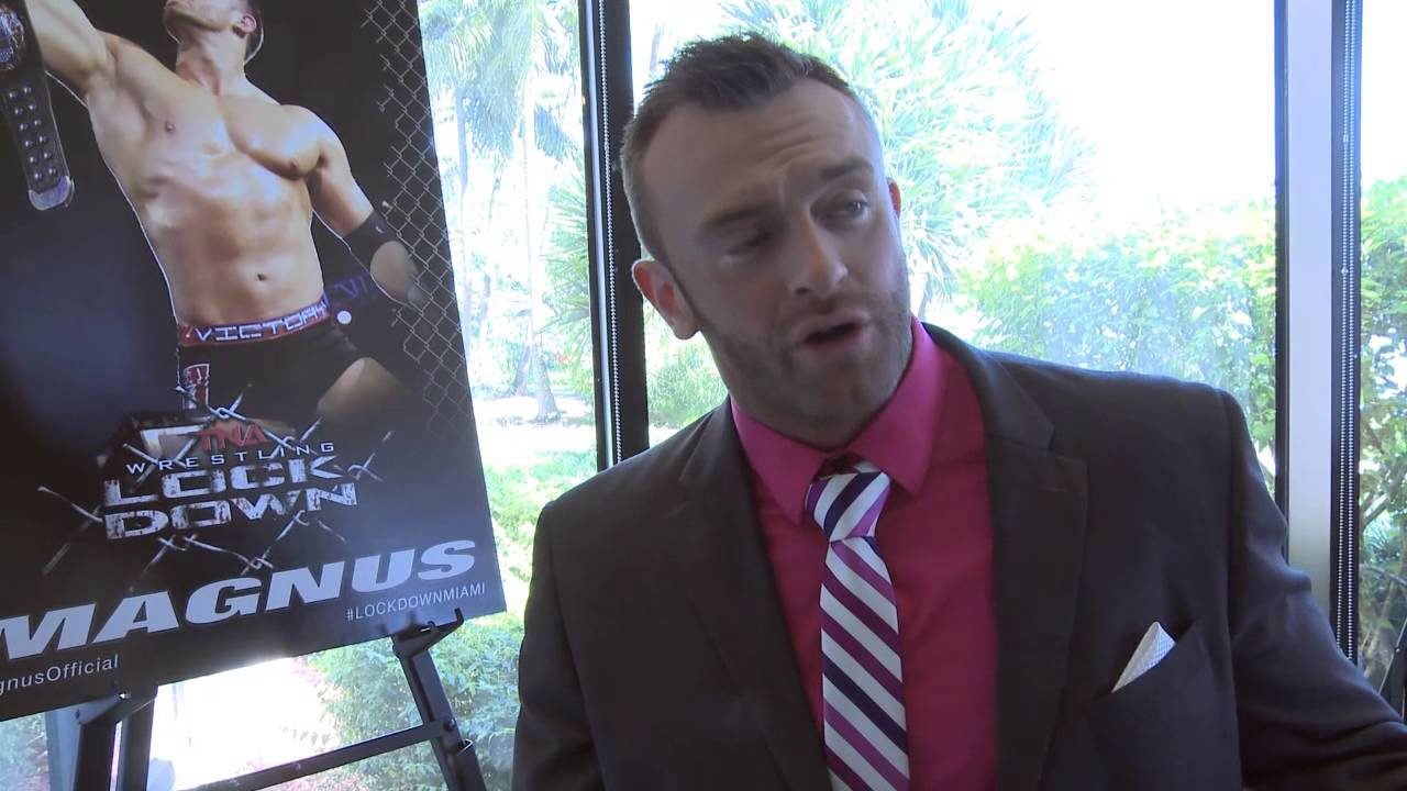 #IMPACT365: Magnus at Fanfest talks Sunday's Lockdown Main Event