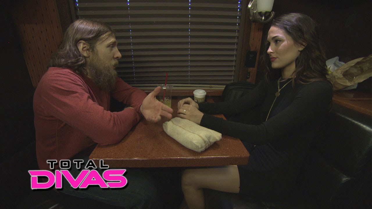 Is Daniel Bryan Over The Tour Bus? – Total Divas Bonus Clip