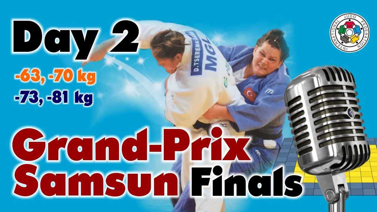 Judo Grand Prix Samsun 2014: Day 2 – Final Block