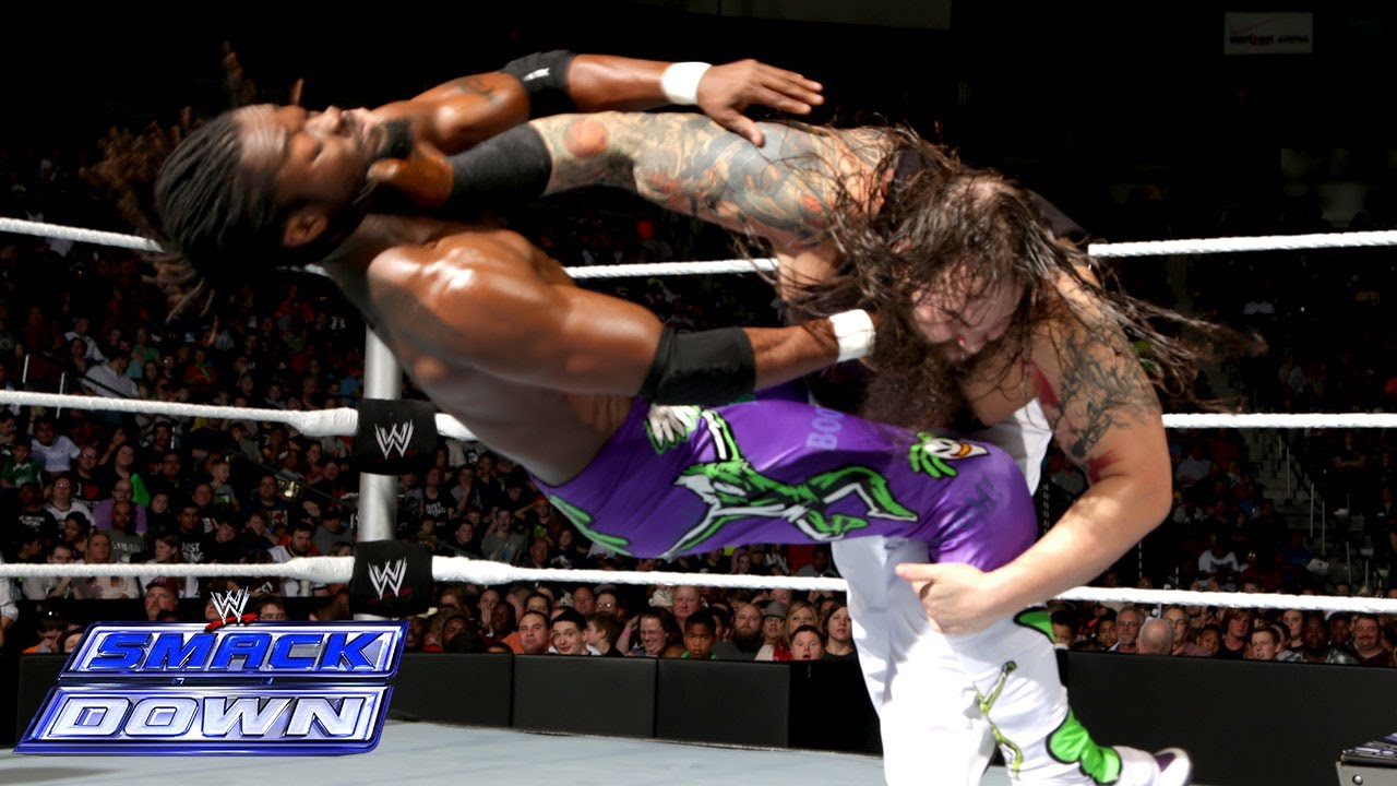 Kofi Kingston vs. Bray Wyatt: SmackDown, March 14, 2014
