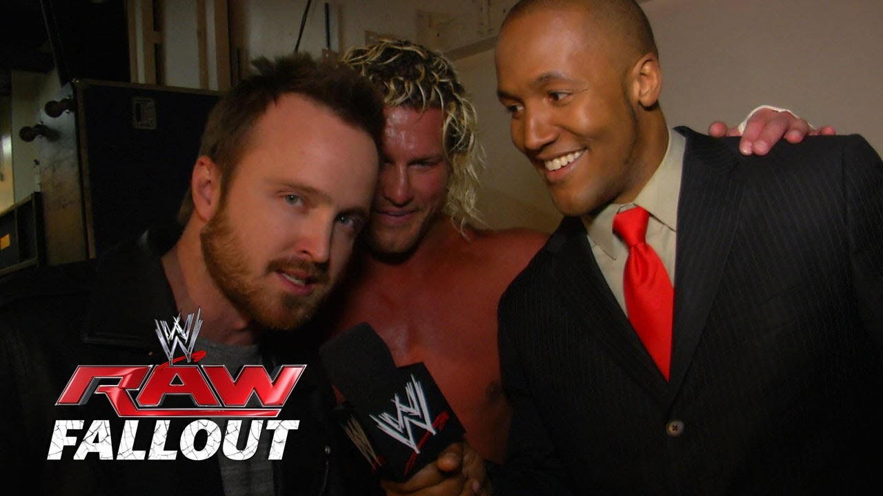 Need For Aaron Paul – Raw Fallout – March 3, 2014