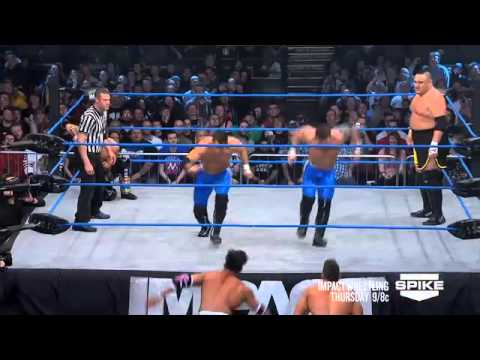 Preview Thursday's IMPACT on SpikeTV: The Final Countdown to Lockdown