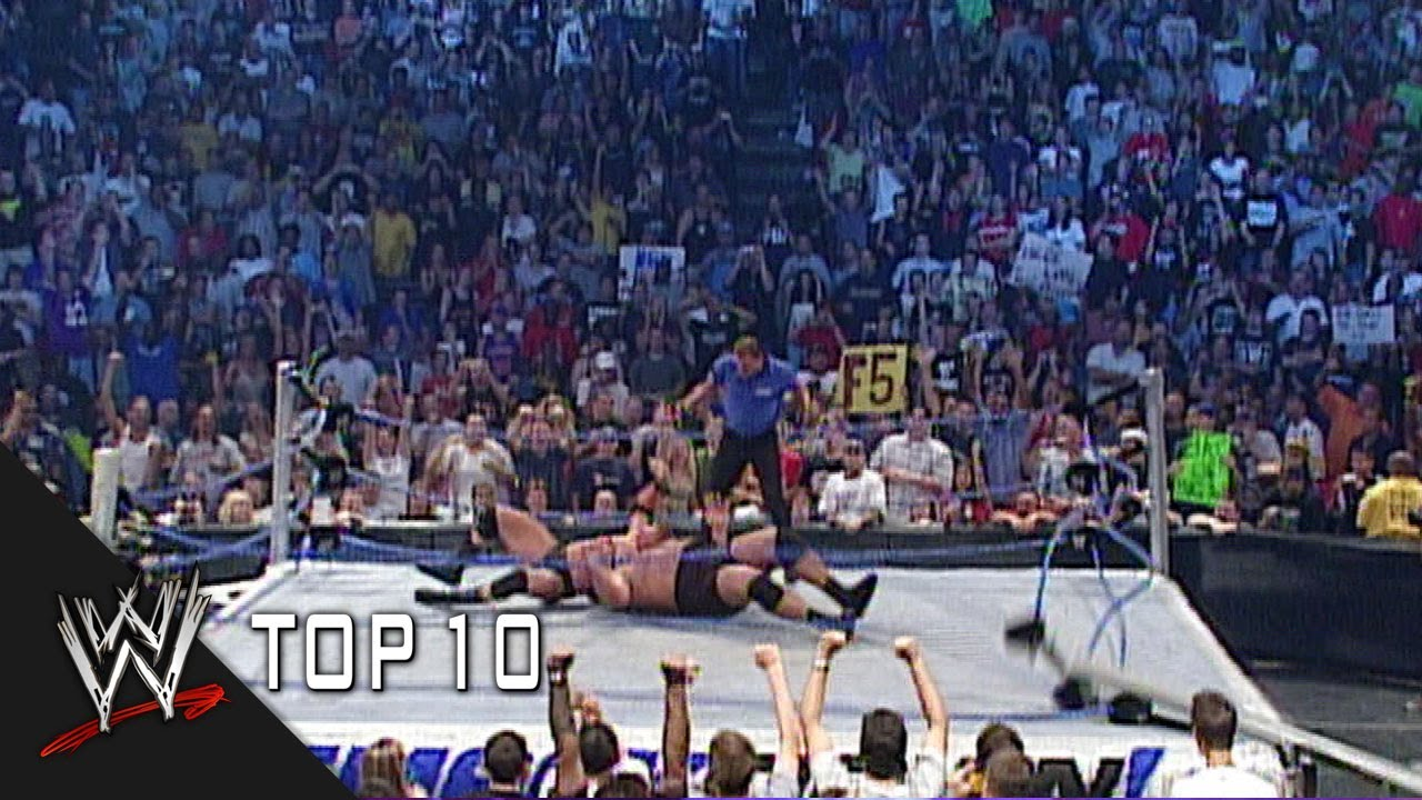 Strongest of Them All – WWE Top 10