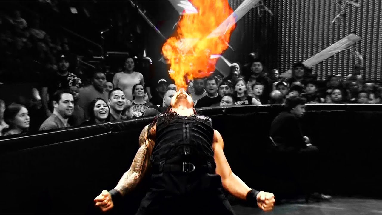 The Explosive Roman Reigns – WWE x Warialasky